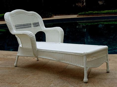 White Outdoor Wicker Furniture by White Resin Wicker Patio Furniture Home Outdoor