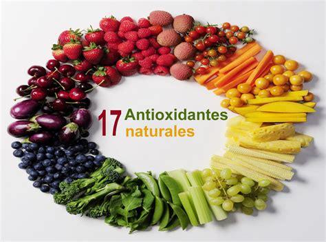 alimentos anti oxidantes la bondad de los antioxidantes naturales nutrici 243 n vitoria