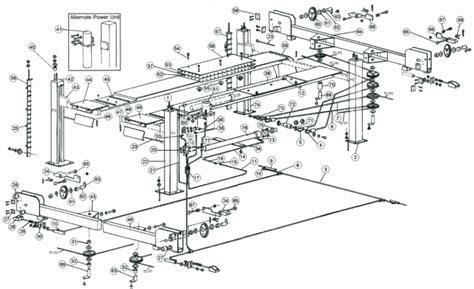 car lift wiring diagram 1993 club car schematic diagram