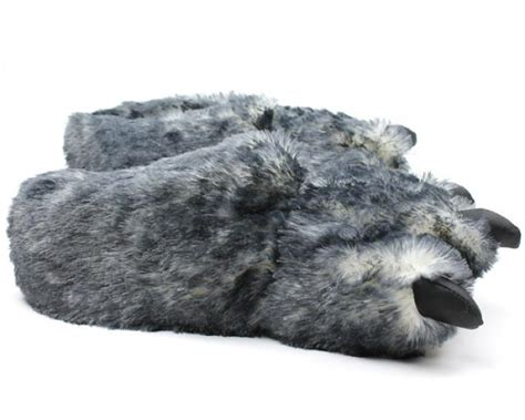 paw slippers wolf paw slippers wolf paw slippers wolf slippers