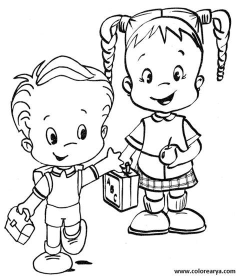 imagenes niños felices para colorear dibujos de abril para colorear imagui