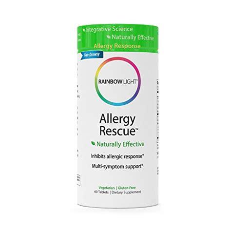 rainbow light allergy rescue rainbow light allergy rescue food based dietary supplement