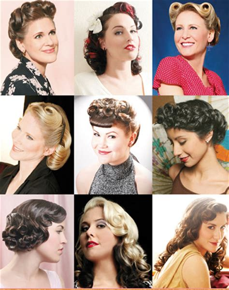 how to do vintage hairstyles vintage glam hairstyles from the 1920s and beyond 187 a