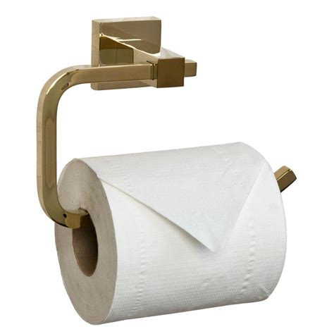toilet paper holder barclay products jordyn single post toilet paper holder in polished brass itpr2095 pb the home