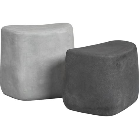 Rock Like Stool by Stools Bring Boulder Furniture Into Your House