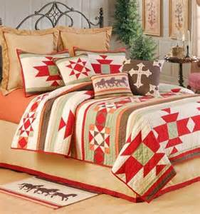 c f southwest ranch quilt collection paul s home fashions
