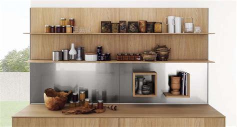 mensole per cucina moderna arredare con mensole e ripiani foto 25 40 design mag