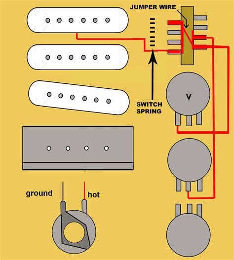 guitar electronics wire wiring diagrams book ebay