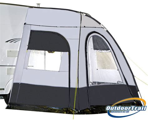 lightweight caravan awnings portabella caravan lightweight dome porch awning ebay
