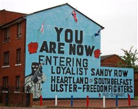 Wall Murals Graffiti belfast sectarian political murals the g manifesto