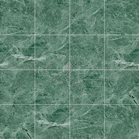 Royal green marble floor tile texture seamless 14447