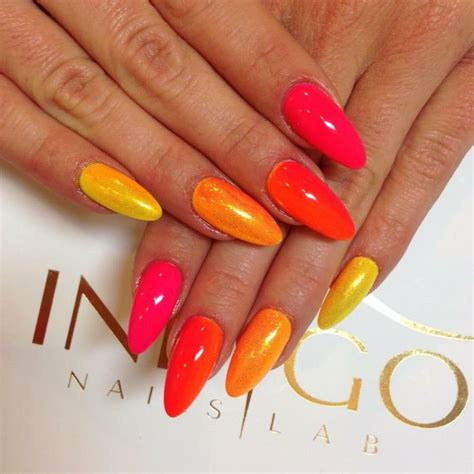 229 Best Images About Ombre Nails On Pinterest Nail Lab Garden Nails Glen Rock