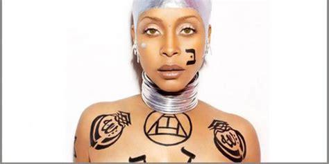 tato keren tulisan arab bikin tato tulisan allah penyanyi amerika dikecam