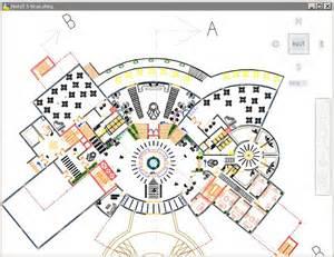 Hotel Floor Plan Dwg by Portail Des Ing 233 Nieurs Plan D Un H 244 Tel 5 233 Toiles Hotel