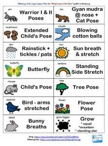 spring kids yoga amp activity ideas on omazing kids