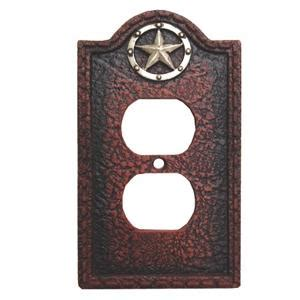 decorative electrical wall plate covers circle western decorative outlet switch plate wall plate