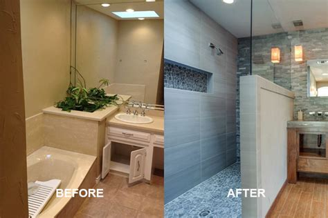 before and after master bathroom remodels master bathroom bedroom remodel dfw improved frisco tx