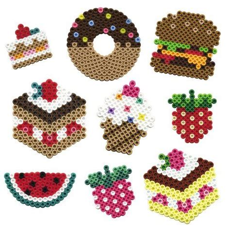 perler bead food 17 best images about perler on perler