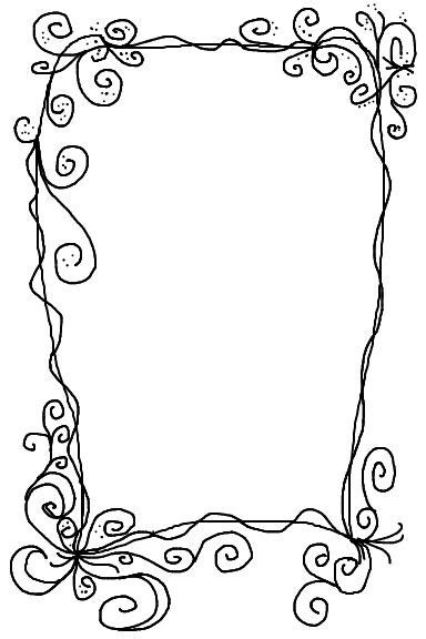 doodle pattern borders best 25 doodle frames ideas on pinterest bullet journal