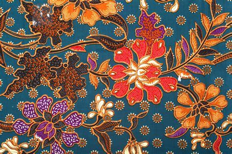 Kemeja Batik Floral 2 Colours batik ciri khas ungkapan budaya da oxford