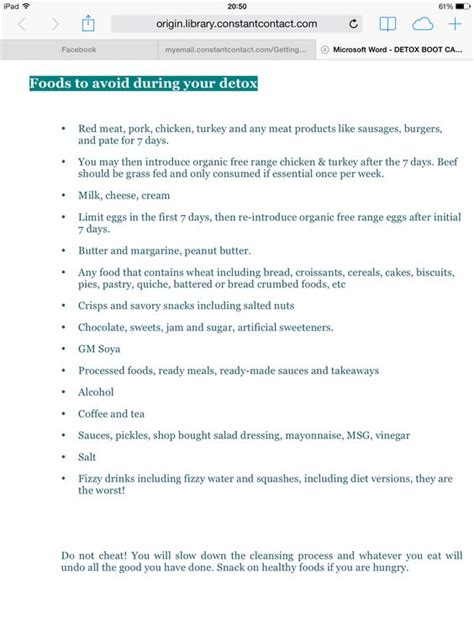 Arbonne Detox Foods To Avoid by Arbonne Detox Foods To Avoid And Arbonne On