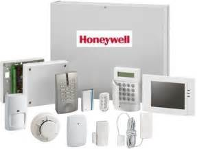 honeywell home security systems access services automation calgary