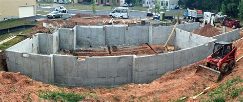 poured concrete homes construction news poured concrete walls nj poured concrete foundation services by cs construction