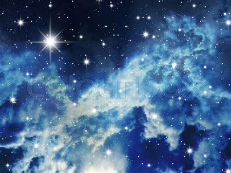 Glow In The Dark Mural Der Gro 223 E Sternenhimmel Staus Auf Nacht Den Himmel