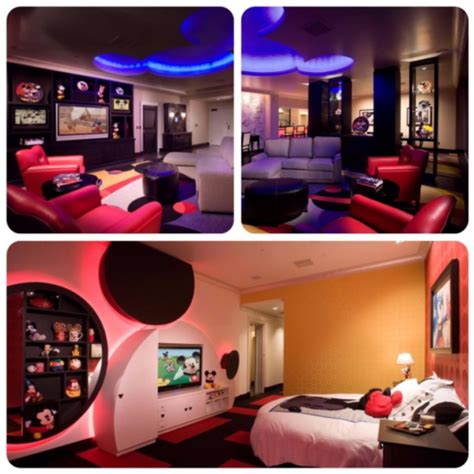 mickey mouse penthouse suite at disneyland thechive check out disneyland hotel s mickey mouse penthouse suite