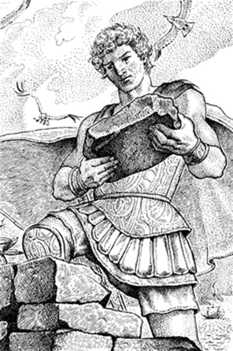 Age Mythology Stories: Aeneas Journey to Crete