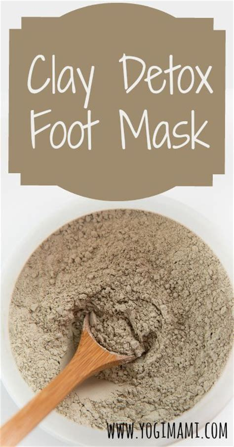 Foot Detox Recipe Snopes by Detox Clay And Masks On