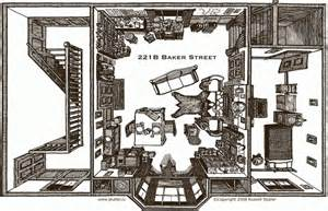 221b baker floor plan 221b baker sherlock scenic design