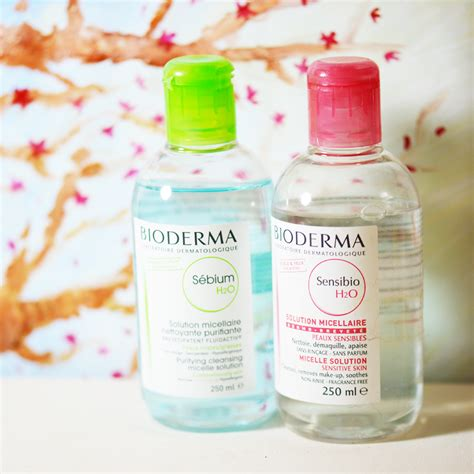 Pembersih Wajah Bioderma bioderma sebium sensibio solution micellaire review the brown skinned s diary