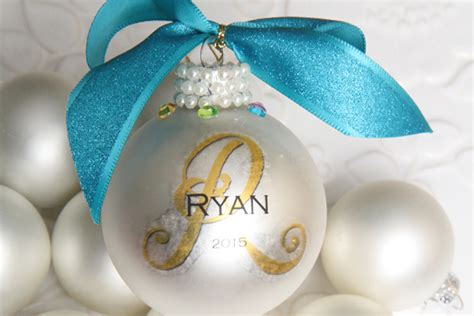 Custom Ornaments For - create beautiful easy personalized ornaments stickeryou