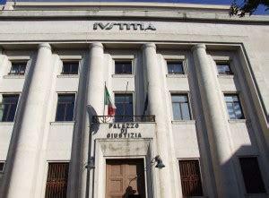 uffici giudiziari competenti giustizia su sito ministero aggiornamento dati su uffici
