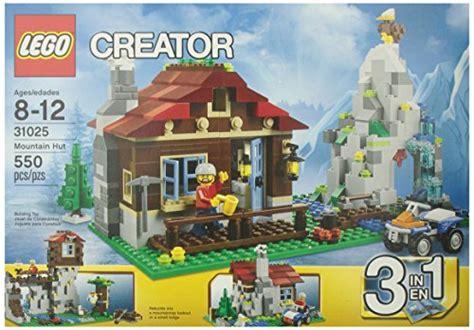 Ready Exklusif Lego 31048 Creator Lakeside Lodge Limited lego creator set 5766 log cabin price compare
