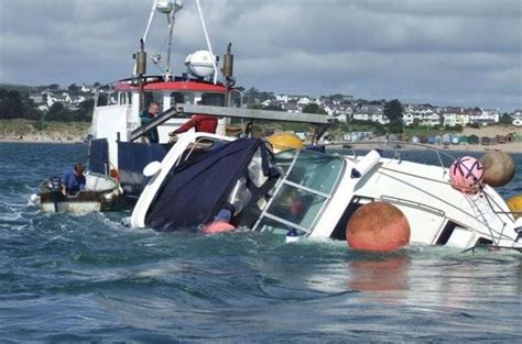this was no boating accident quote sunken yachts 34 pics izismile