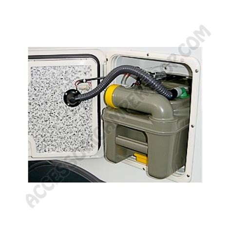 cassetta thetford sog sistema di ventilazione per cassette wc kit per