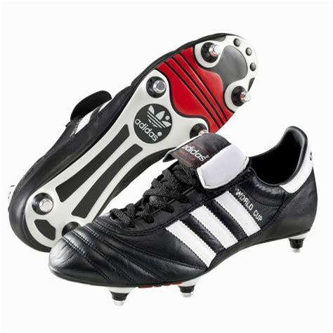 adidas football shoes world cup adult football boots black decathlon
