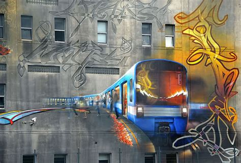 imagenes urbanas graffitis 3d conversaciones conmigo arte urbano una expresi 243 n
