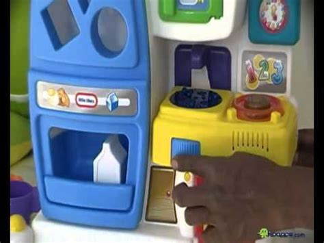 Tikes Discover Sounds Kitchen by Tikes Discover Sounds Kitchen