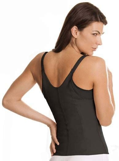 Squeem Seductive Vest Black L squeem miracle vest review and giveaway ramblings