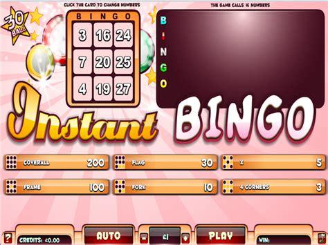 Instan Bergo instant bingo 30 ritzy bingo 163 10 free no deposit bonus play bingo