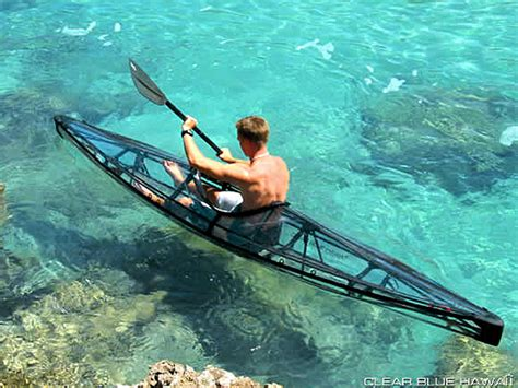 clear kayak clear blue hawaii napali kayak business insider