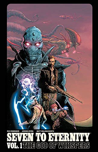 seven to eternity volume 01 and comics