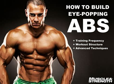 build eye popping abs  time  build  show