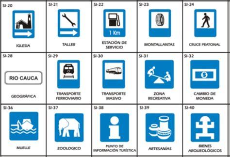 clasificacion de imagenes informativas todo sobre las se 241 ales de tr 225 nsito pruebaderuta com