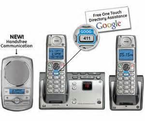 Ge 28223ej3 Dect 6 0 Goog 411 Phone User Manual