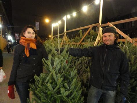 where to buy a christmas tree in park slope park slope