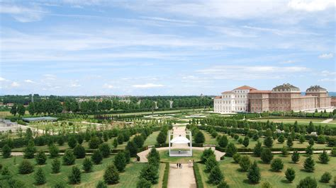 giardini della reggia di venaria la venaria reale
